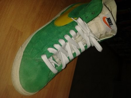 Lavaggio scarpe