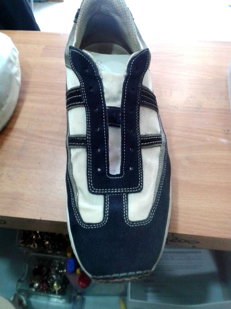 Ri-colorazione scarpe