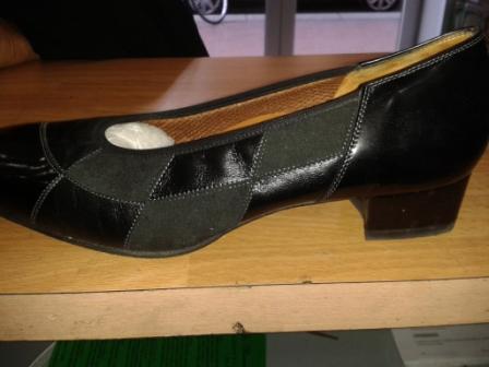 Ri-suolatura scarpe