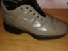 dopo Tintura scarpe